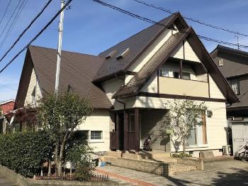 すごく丁寧で良い仕事をして頂いて感謝しています。 白山 リックプロ 外壁屋根