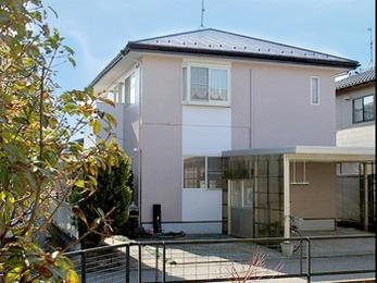 外装と屋根塗装と同時にベランダの補強も出来て安心です。