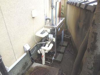 急な故障にも対応、コロナ石油給湯器交換。