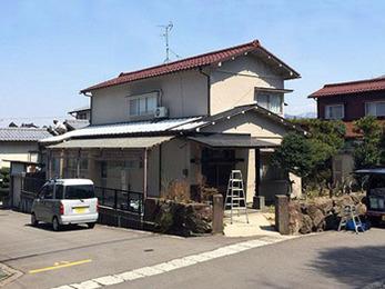 屋根のサーモアイSi塗料で、長期に遮熱性能を保持