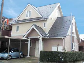 外壁、屋根塗装と同時に、基礎部分補修までできて安心