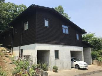 家を長持ちさせるために10~12年に1回の出費は必要と思う。