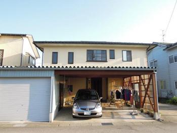 ご希望通りの、優しい雰囲気に、仕上がりました。 白山 リックプロ 外壁屋根